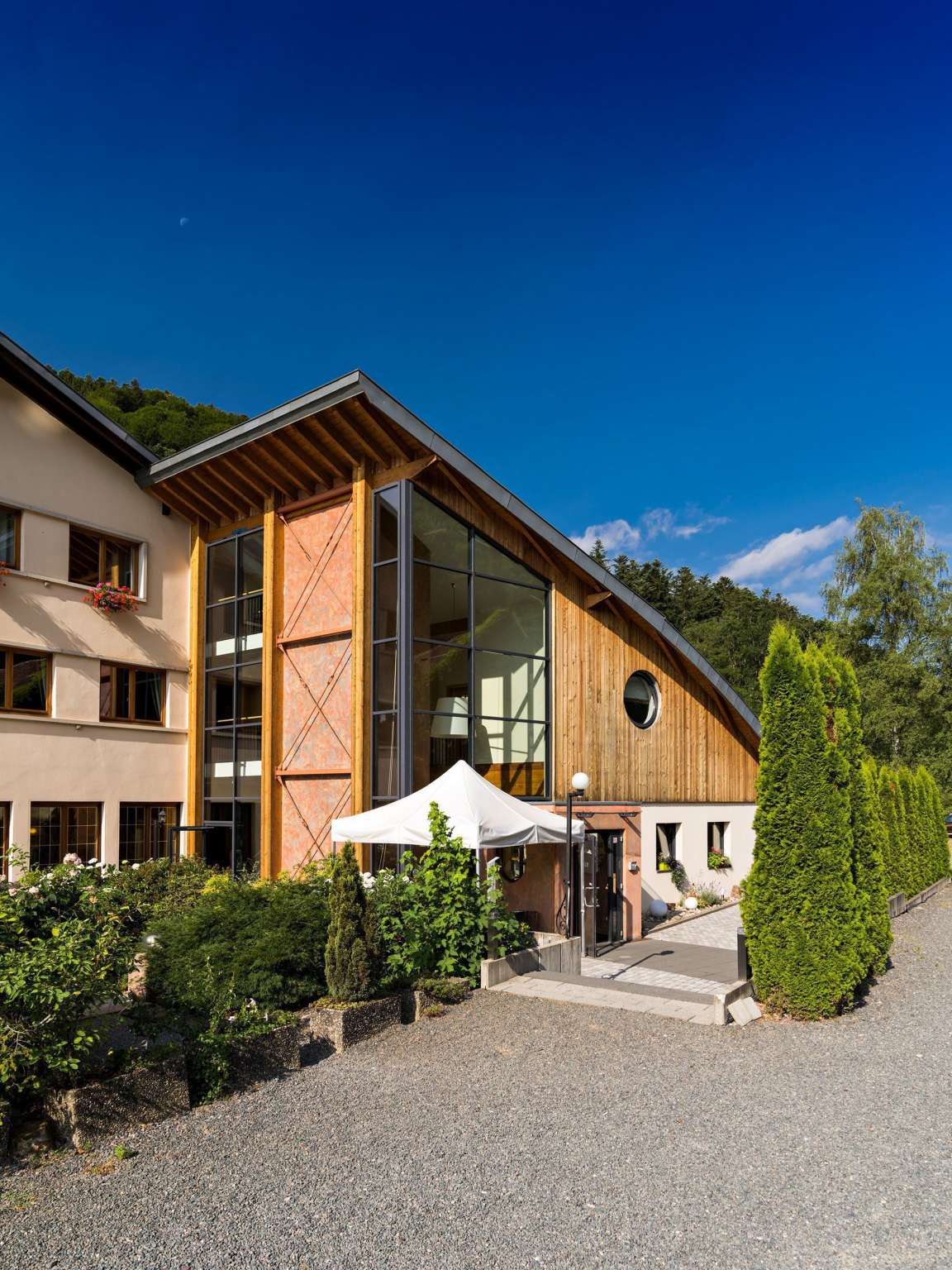 Hôtel près d'Obernai, en pleine nature